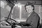 Margit Claesson kvinnlig pionjär